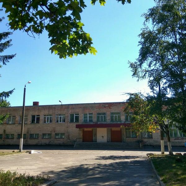 У Рівненській школі урочистий захід провели під російську музику