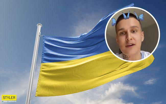 Блогер-переселенець з Донбасу вилаяв матом Україну. Тепер просить вибачення (відео)