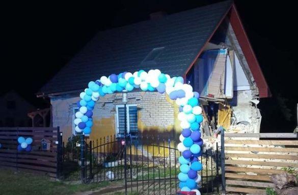 У Польщі 24-річний українець підірвав будинок подружжя в день їхнього весілля