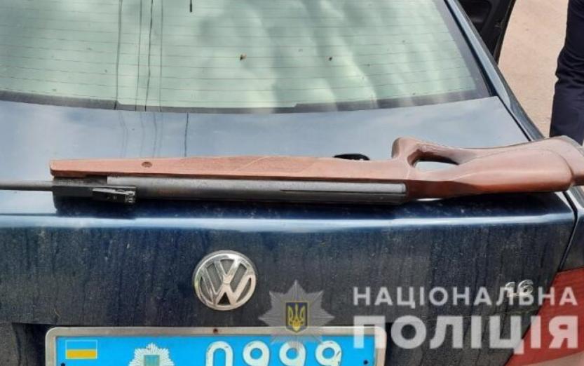 На Херсонщині 9-річний хлопчик вистрілив із рушниці у свою бабусю