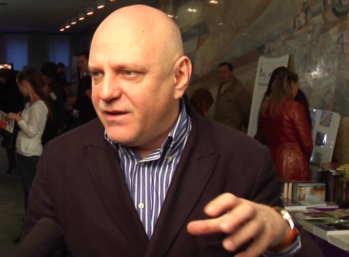 Микола Вересень у прямому ефірі поскандалив із Добкіним через фемінітиви