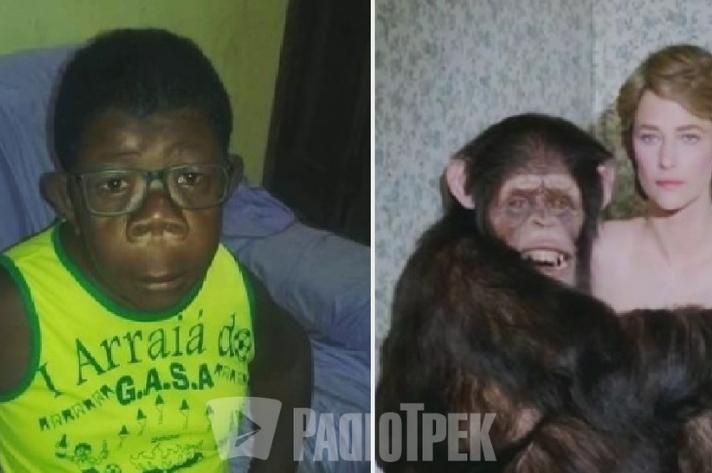 В Африці виявили дитину від шимпанзе. Генетики в шоці, мати – хайпує (ФОТО)