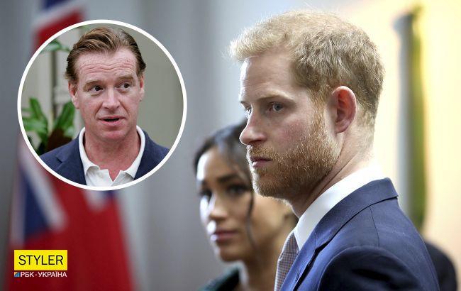 """Коханець Діани і """"справжній батько принца Гаррі"""" отримує привітання з народженням внучки"""