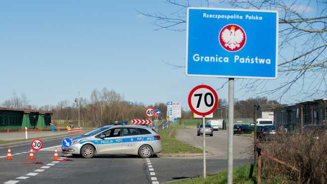 Польща запроваджує 10-денний карантин: під обмеження потрапляють українці