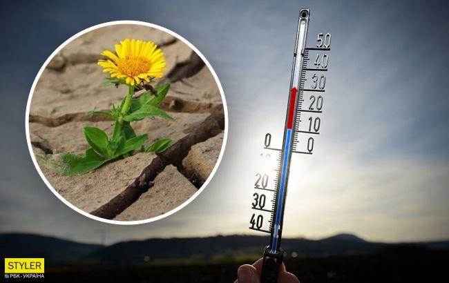 Спека посилиться ще більше: які області Україні розпече найсильніше