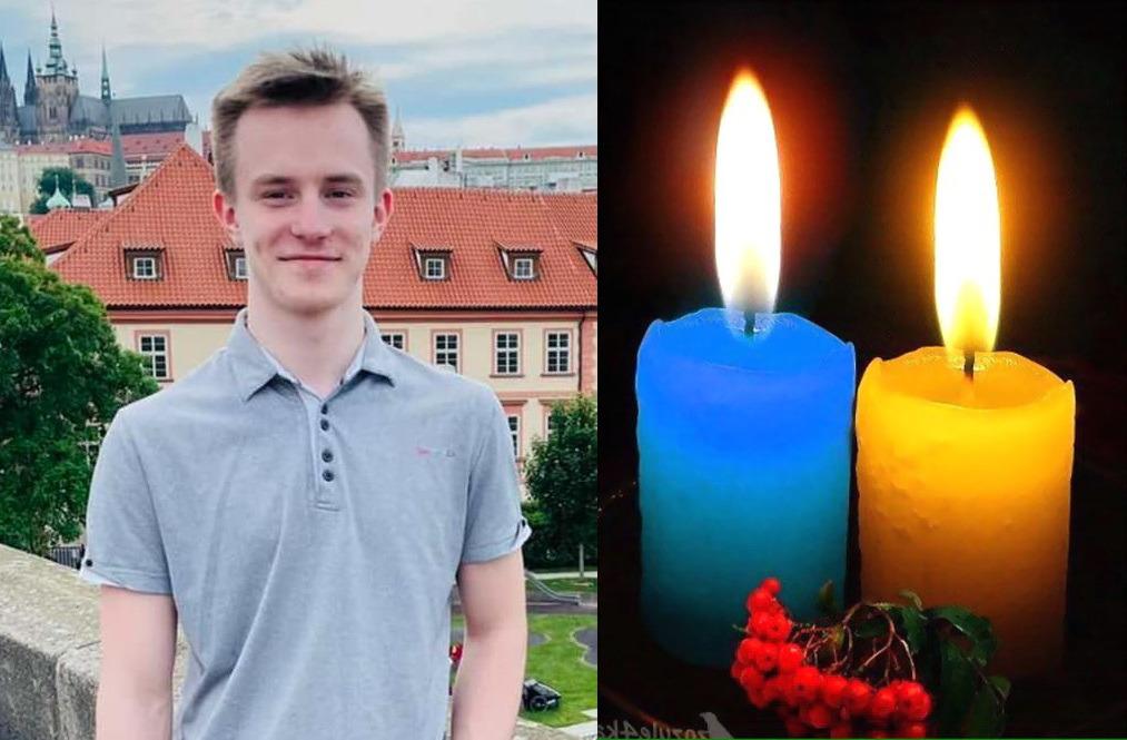 Під час аварії в Чехії загинув молодий українець, його мама у реанімації: потрібна допомога