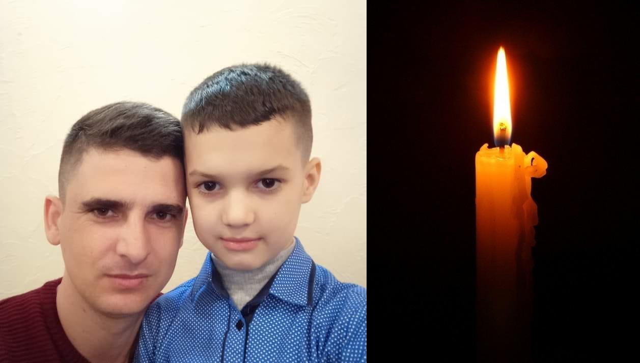 Помер 9-річний Богданчик, якого разом батьком та братчиком збив автомобіль у Луцьку
