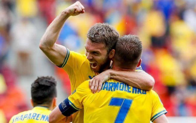 На матчі Україна – Швеція відгриміла відома пісня про Путіна: з'явилося відео