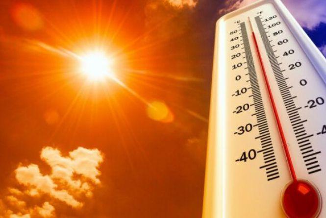 На Закарпатті зафіксували рекордну спеку за останні 130 років