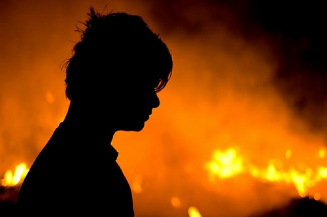 На Одещині діти облились бензином та спалахнули