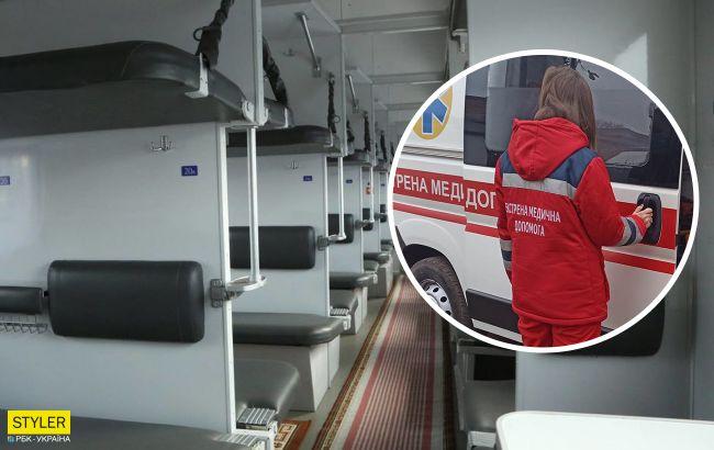Ще одна смерть у поїзді: що сталося під Павлоградом