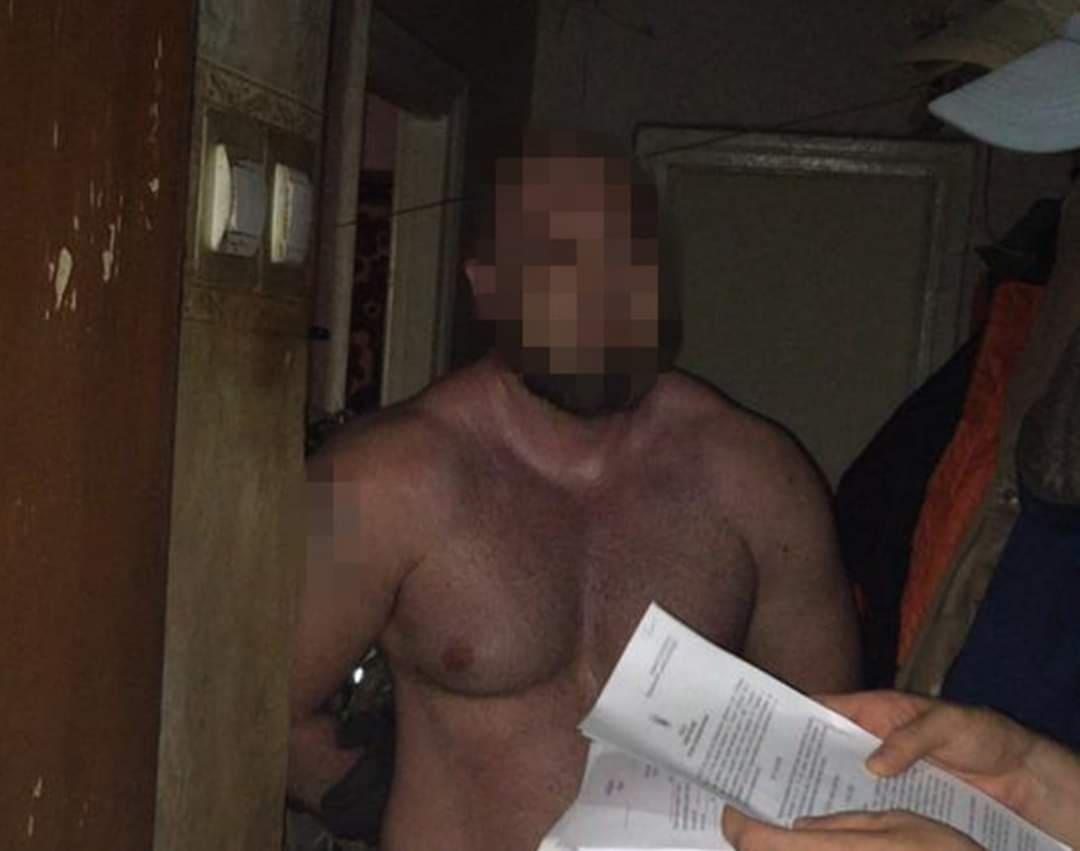 В Україні СБУ затримала першого пірата в історії країни (фото)