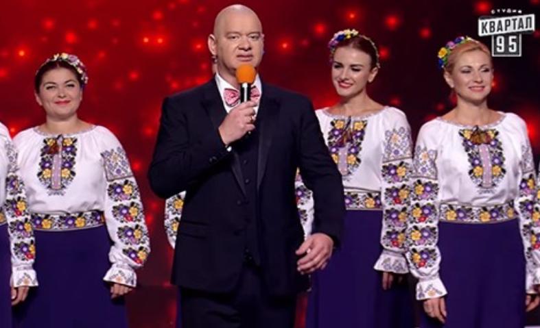 «Вечірній Квартал» виступатиме українською