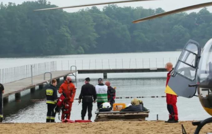 У Польщі потонула 2-річна дитина з України, бо батьки розпивали алкоголь