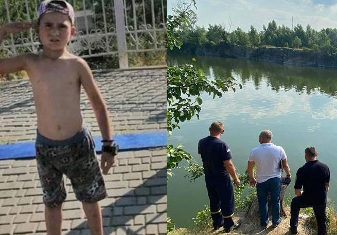 На Полтавщині на дні озера знайшли тіло 8-річного хлопчика