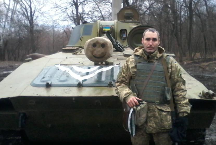 У Львові помер учасник АТО Євген Павленко