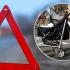 У Нікополі два мопедисти збили дитячу коляску з 6-місячним немовлям