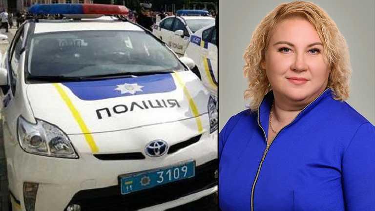 Звинуватила поліцію у спробі зґвалтування: скандал з п'яною директоркою гімназії у Запоріжжі