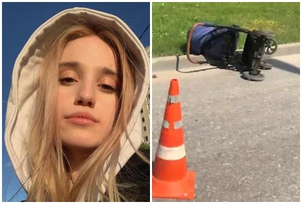 19-річна студентка збила трьох дітей з коляскою: п'ятирічний хлопчик помер. Фото та відео