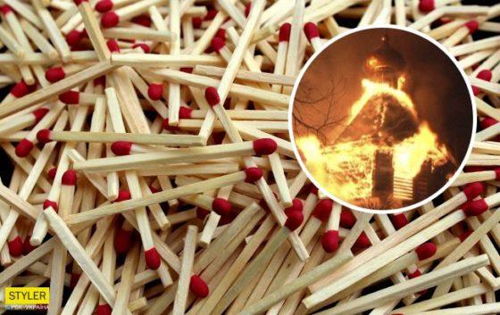 Гаряча помста: школяр підпалив церкву УПЦ МП, бо син батюшки над ним знущався