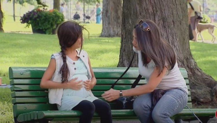 Люди були приголомшені, побачивши ваrітну дівчинку 10-12 років…але коли прийшов батько дитини, у них очі на лоб полізли! (ВIДЕО)