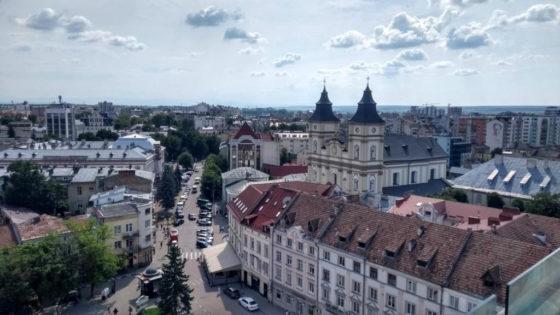 Івано-Франківськ посів друге місце у рейтингу найкомфортніших міст України