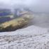 Карпатські гори вкрило снігом