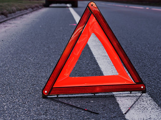 У Франківську за день двічі збили пішоходів, одна з автівок покинула місце ДТП